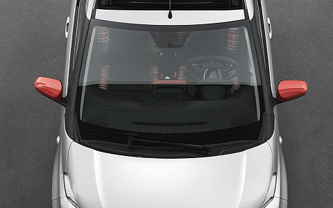 Citroën C1 (2014) - Eksterijer