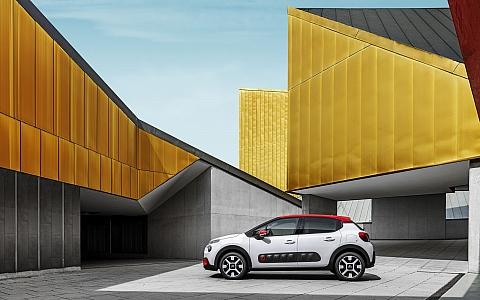 Citroën C3 (2017) - Eksterijer