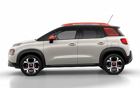 Citroën C3 Aircross (2017) - Eksterijer