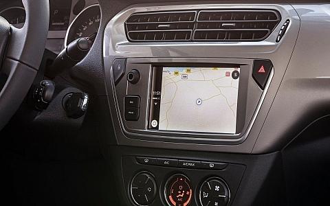 Citroën C-Elysée (2016) - Interijer