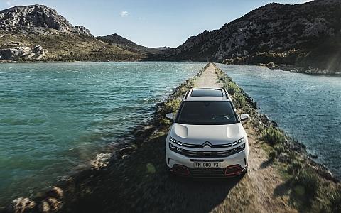 Citroën C5 Aircross (2019) - Eksterijer