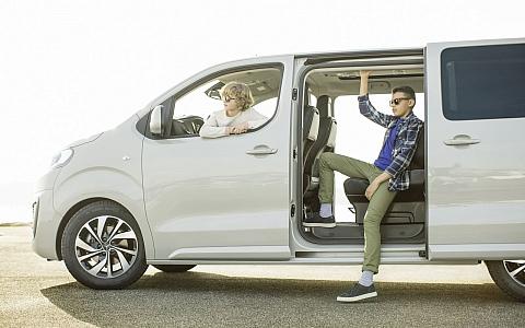 Citroën SpaceTourer XL (2016) - Eksterijer