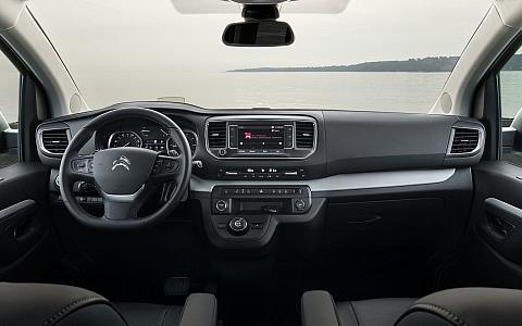 Citroën SpaceTourer XL (2016) - Interijer