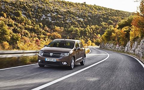 Dacia Sandero (2016) - Eksterijer