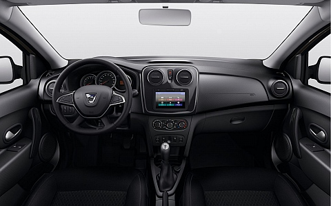 Dacia Sandero (2016) - Interijer