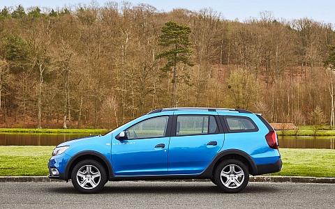 Dacia Logan MCV Stepway (2017) - Eksterijer