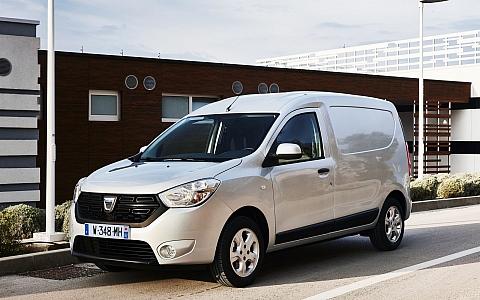 Dacia Dokker Van (2012) - Eksterijer