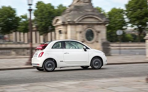 Fiat 500C (2015) - Eksterijer