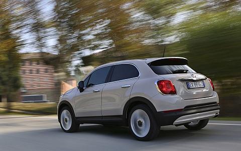 Fiat 500X Urban (2019) - Eksterijer