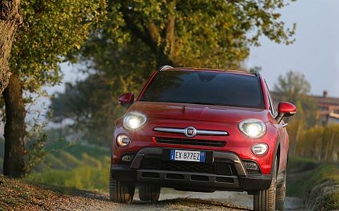 Fiat 500X Cross (2019) - Eksterijer