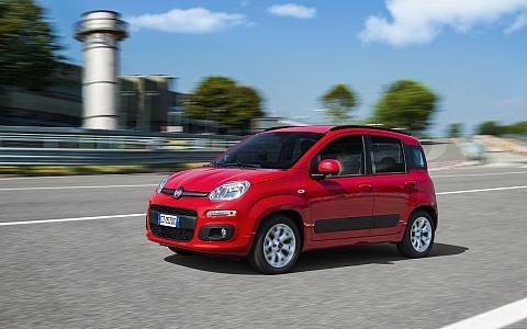Fiat Panda (2011) - Eksterijer