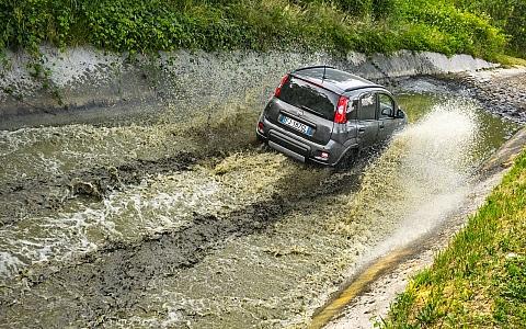 Fiat Panda 4x4 (2012) - Eksterijer