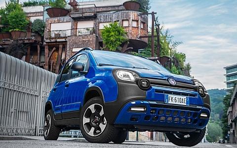 Fiat Panda City Cross (2017) - Eksterijer