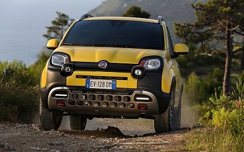 Fiat Panda Cross 4x4 (2014) - Eksterijer