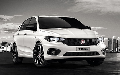 Fiat Tipo (2016) - Eksterijer