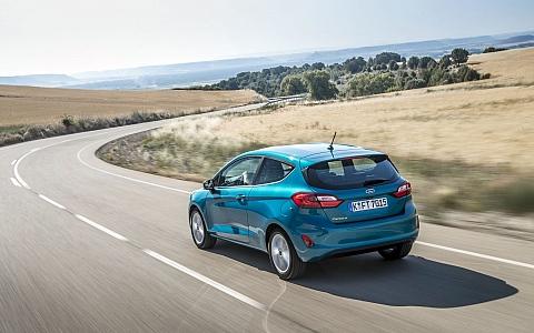 Ford Fiesta (2017) - Eksterijer