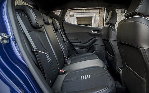 Ford Fiesta (2017) - Interijer