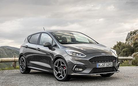 Ford Fiesta ST (2017) - Eksterijer