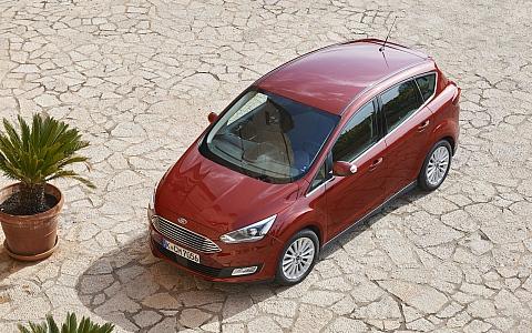 Ford C-Max (2015) - Eksterijer