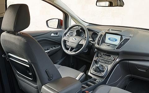 Ford C-Max (2015) - Interijer
