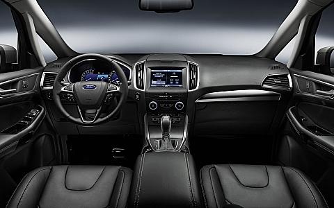 Ford S-Max (2015) - Interijer