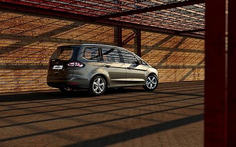 Ford Galaxy (2015) - Eksterijer