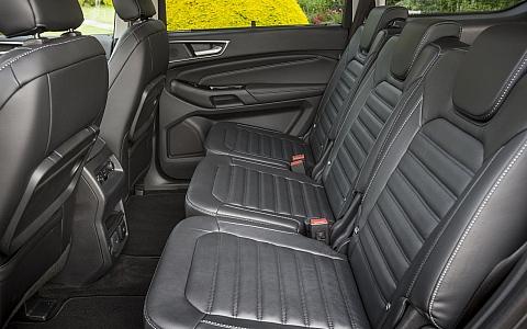 Ford Galaxy (2015) - Interijer