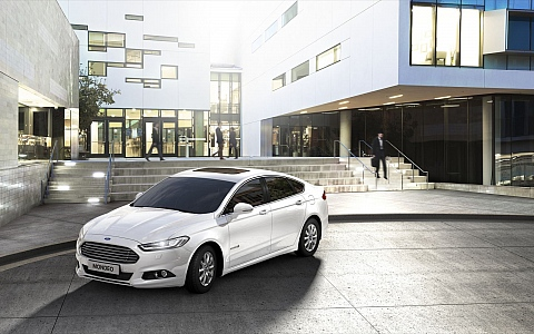 Ford Mondeo (4 vrata) (2014) - Eksterijer