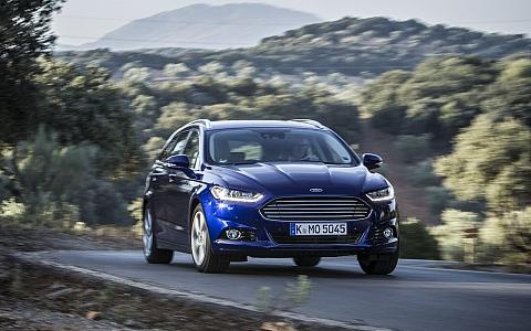 Ford Mondeo Karavan (2014) - Eksterijer