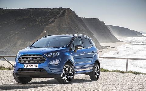 Ford Ecosport (2017) - Eksterijer