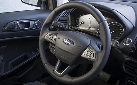 Ford Ecosport (2017) - Interijer