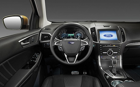 Ford Edge (2016) - Interijer