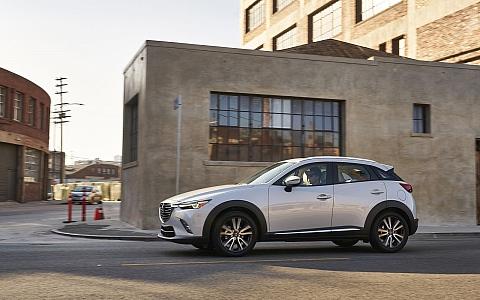 Mazda CX-3 (2018) - Eksterijer
