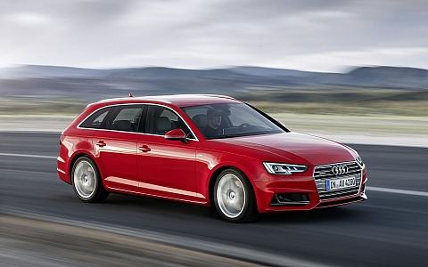 Audi A4 Avant (2015) - Eksterijer
