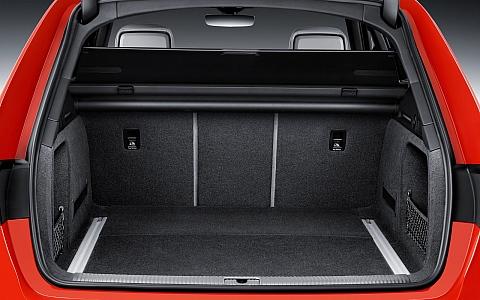 Audi A4 Avant (2015) - Interijer