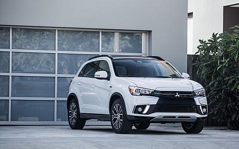 Mitsubishi ASX (2016) - Eksterijer