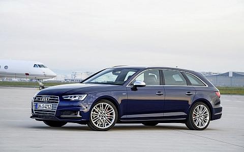 Audi S4 Avant (2017) - Eksterijer