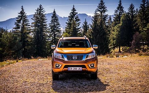 Nissan Navara Double Cab (2015) - Eksterijer