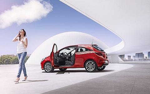 Opel Corsa (2014) - Eksterijer
