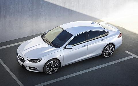Opel Insignia Grand Sport (2017) - Eksterijer