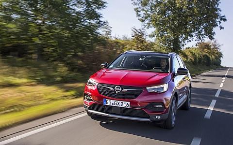 Opel Grandland X (2017) - Eksterijer