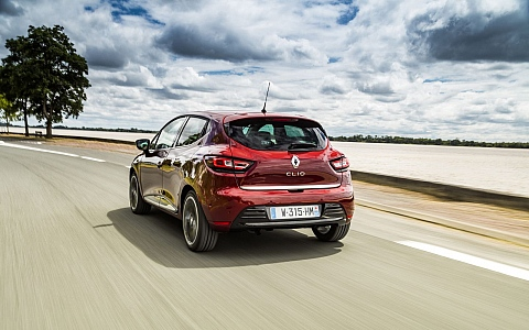 Renault Clio (2015) - Eksterijer