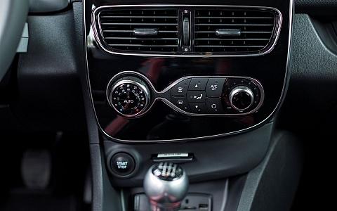 Renault Clio (2015) - Interijer