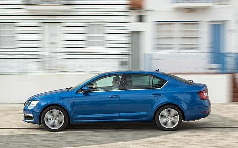 Škoda Octavia (2017) - Eksterijer