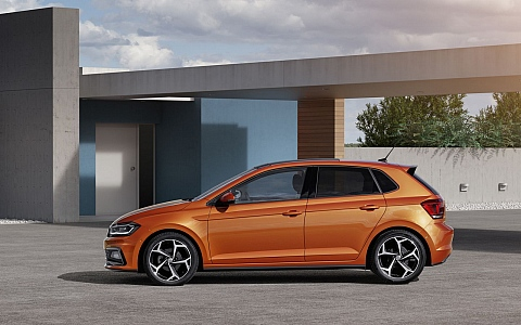 Volkswagen Polo (2017) - Eksterijer