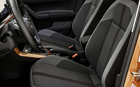 Volkswagen Polo (2017) - Interijer