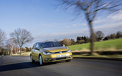 Volkswagen Golf (2016) - Eksterijer