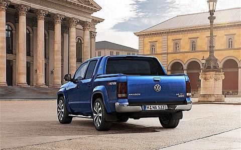 Volkswagen Amarok Double Cab (2016) - Eksterijer