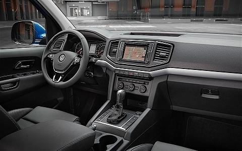 Volkswagen Amarok Double Cab (2016) - Interijer