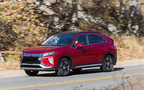 Mitsubishi Eclipse Cross (2018) - Eksterijer
